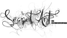 Secret Art by Mrs.Scarlett
