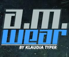 a.m.wear by Klaudia Typer