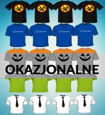 Okazjonalne koszulki